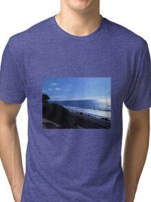 San Diego Beach Life Tri-blend T-Shirt