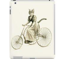 Victorian Cat Series 03 iPad Case/Skin