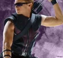 Clint Barton Sticker