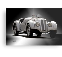 1939 BMW Model 328 Roadster Metal Print