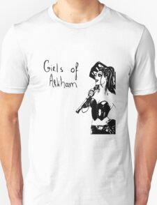 Girls of Arkham - Harley Quinn T-Shirt