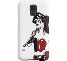 Whatever you say, MR J - Harley Quinn  Samsung Galaxy Case/Skin