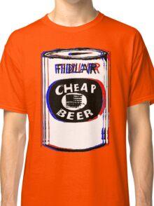FIDLAR- Cheap Beer Classic T-Shirt