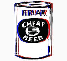 FIDLAR- Cheap Beer Unisex T-Shirt