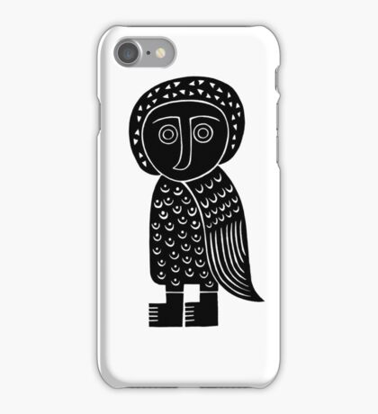 Monster Bird iPhone Case/Skin