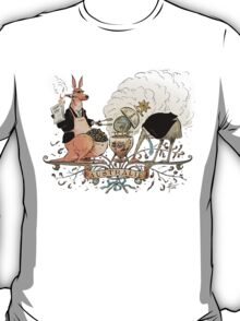 Australia's climate policy coat of arms T-Shirt