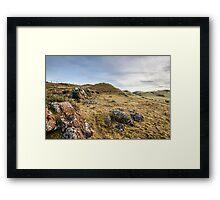Browns Bay Framed Print
