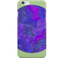 Shattered - Iridescent iPhone Case/Skin