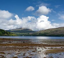 Low Tide on Loch Fyne by Kasia-D