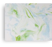 Marble Work! Canvas Print