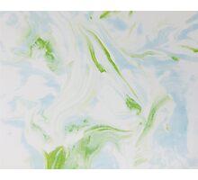 Marble Work! Photographic Print