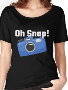 Oh Snap! Women's Relaxed Fit T-Shirt