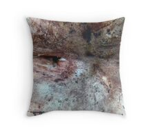 flesh #4 Throw Pillow