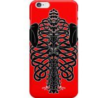 Shoulders and Spine Celtic Design iPhone Case/Skin