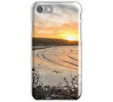 Browns Bay Sunset iPhone Case/Skin