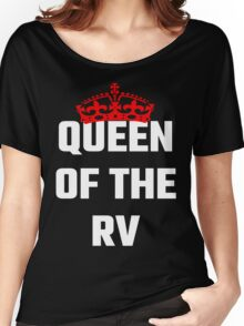 Queen Of The RV Women's Relaxed Fit T-Shirt