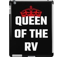 Queen Of The RV iPad Case/Skin