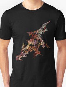 Autumn Leaf Chaos T-Shirt T-Shirt