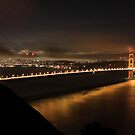 Golden Gate Bridge by John Banks