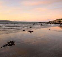 Browns Bay Beach by Stephen Lavery