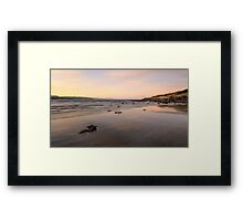 Browns Bay Beach Framed Print