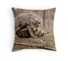 OK!!  I promise I won't do it again!!!!! ( view larger) Throw Pillow