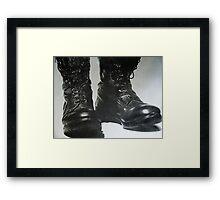 Yr Momma . . .  Framed Print