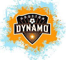 Houston Dynamo by quinnprees