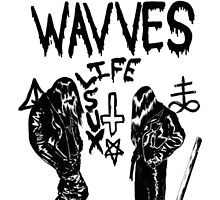 Wavves- life sux by JJCOOL