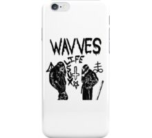 Wavves- life sux iPhone Case/Skin