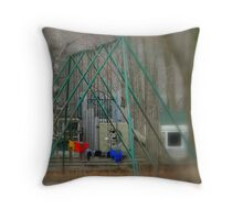 Where have all the children gone? Throw Pillow