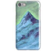 Blue mountain iPhone Case/Skin