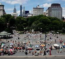 Union Square  by FoodMaster