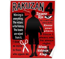 Akashi Seijurou Quotes Poster