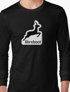 Libreboot Logo  Long Sleeve T-Shirt