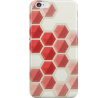 Hexcessive [Bright] - [Ruby] iPhone Case/Skin
