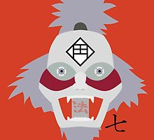 Chikamatsu's Collection of Ten Puppets - Naruto (Puppet 7) by langstal