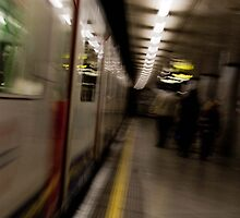 Mass Transit Nervous Breakdown by Kyleahphotog