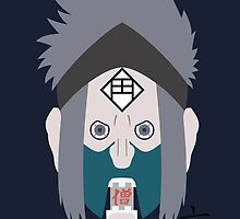 Chikamatsu's Collection of Ten Puppets - Naruto (Puppet 6) by langstal