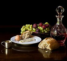 Classic Still Life by Endre