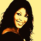 NATALIE COLE by KEITH  R. WILLIAMS