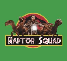 Raptor Squad - Jurassic World shirt Baby Tee