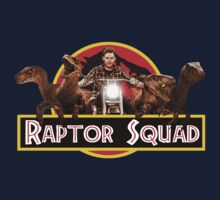 Raptor Squad - Jurassic World shirt Kids Tee