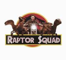 Raptor Squad - Jurassic World shirt One Piece - Short Sleeve