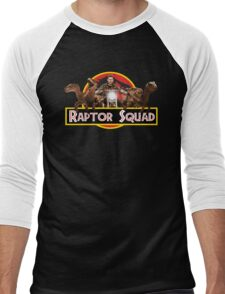 Raptor Squad - Jurassic World shirt Men's Baseball ¾ T-Shirt