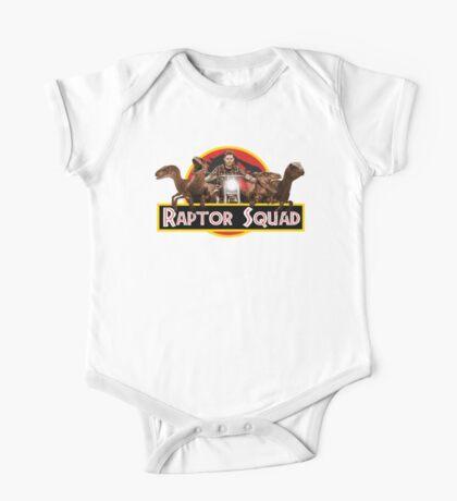 Raptor Squad - Jurassic World shirt One Piece - Short Sleeve