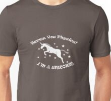 Unicorn Physics Unisex T-Shirt