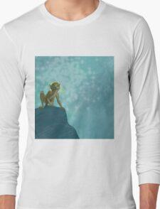 Don't touch my precious, blonde hair! Long Sleeve T-Shirt