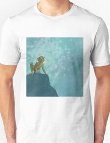 Don't touch my precious, blonde hair! T-Shirt