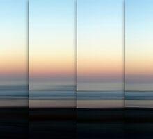 Mist Rolling In - Polyptych by Kitsmumma